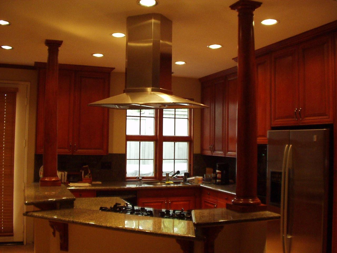 Kitchen Night Shot Dreamweaver Design Amp Construction