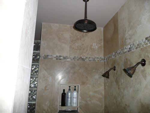 Master Bathroom Shower Dreamweaver Design amp Construction